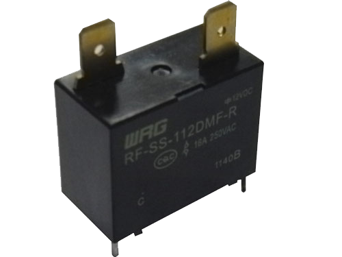 WRG Brand New!! 12VDC Relay RMIF-112LM-B
